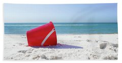 Panama Beach Florida Sandy Beach Hand Towel