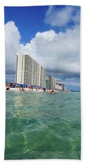 Panama City Beach Florida - II Bath Towel