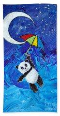 Panda Dreams Hand Towel