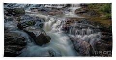 Panther Creek Upper Falls Hand Towel