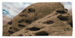 Papago Buttes Hand Towel by Anne Rodkin