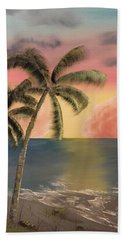 Paradise Cove Hand Towel
