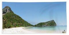 Paradise Island Bath Towel