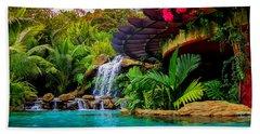 Paradise Hand Towel