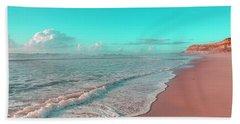 Paradisiac Beaches Bath Towel