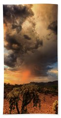 Hand Towel featuring the photograph Parched by Rick Furmanek