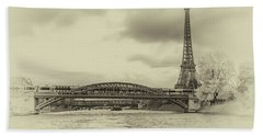 Paris 2 Hand Towel
