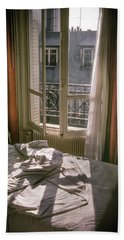 Paris Morning Hand Towel