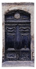 Parisian Door No. 59 Bath Towel