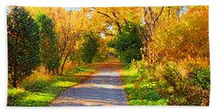 Park Path Bath Towel