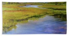 Parker's River, Cape Cod Bath Towel