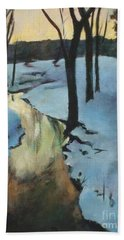 Parlee Farm Sunset Creek Bath Towel