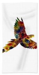 Parrot Bath Towel