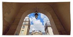 Passage Verite - Paris, France Bath Towel