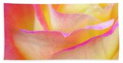 Pastels Bath Towel by David Millenheft