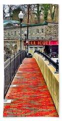 Path To Ellicott City Bath Towel