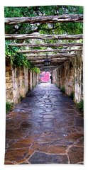 Path To The Alamo Bath Towel