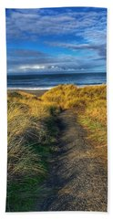 Path To The Beach Hand Towel