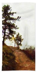 Path To The Clouds Bath Towel