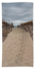 Pathway To The Beach Bath Towel