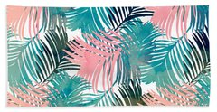 Pattern Jungle Bath Towel