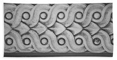 Pattern Bath Towel