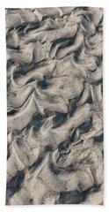 Patterns In Sand 4 Bath Towel