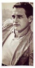 Paul Newman, Hollywood Legend Hand Towel
