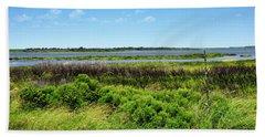 Pea Island National Wildlife Refuge - Outer Banks Bath Towel