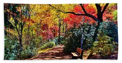 Peace And Tranquility Hand Towel