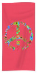 Peace Hand Towel