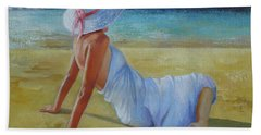 Peaceful Moments Hand Towel
