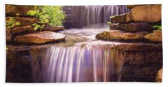 Peaceful Waters Bath Towel