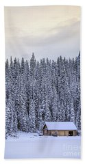 Peaceful Widerness Bath Towel