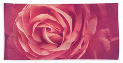 Blooms And Petals Hand Towel