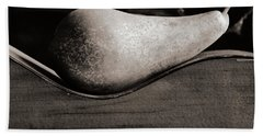 Pear #4745 Hand Towel