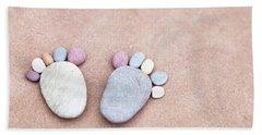 Pebble Feet Bath Towel