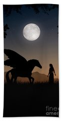 Pegasus Bath Towel