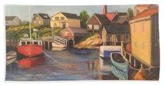 Peggy 's Cove, Halifax Nova Scotia, Canada  Hand Towel
