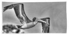 Pelican-4443 Bnw Bath Towel