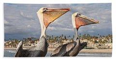 Pelican - A Happy Landing Bath Towel