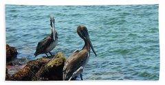 Pelican Coast Guard  Bath Towel