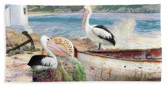 Pelican Cove Hand Towel