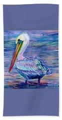 Pelican Gaze Hand Towel