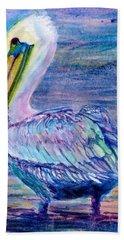 Pelican Gaze Bath Towel