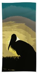 Pelican Paint Bath Towel
