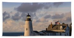 Pemaquid Morning Bath Towel