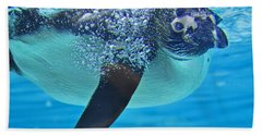 Penguin Dive Bath Towel