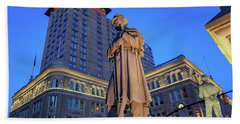 Penn Square Lancaster City Hand Towel