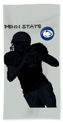 Penn State Football Hand Towel by David Dehner